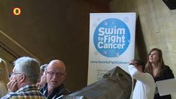 Zwemmen tegen kanker in Den Bosch op 14 september 2014