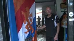 WK-voetbal afgelopen: berg zand moet weer uit huiskamer Breda