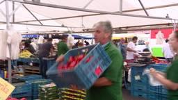 Groenten en fruit goedkoop door Russische boycot; Brabantse consumenten slaan hun slag