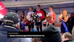 Marianne Vos en Mathieu van der Poel winnen NK veldrijden 2015