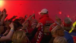 Huldiging landskampioen PSV 2015 compilatie 1