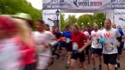Wings for Life World Run Breda: duizenden renners van start voor goed doel