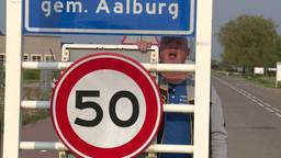 Jury straft complete straat vanwege grensposten Veen Vrije Staat Sicilië