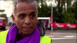 Een overzicht van de staking bij DAF in Eindhoven