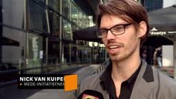 Musicalsterren protesteren met studenten tegen fusieplannen Fontys Hogeschool voor de Kunsten