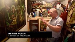 'Meestervervalser' Henny Agten draait zijn hand niet om voor een Van Gogh.