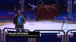 Faillissement dreigt voor Circus Herman Renz, vier ton schuld