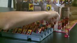 WK stratego:familie Van Geffen uit Eerde zit 't spelletje in het bloed