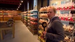 Pepernotenwinkel in Den Bosch komt in Orthenstraat, voormalig gebouw Van Lanschot