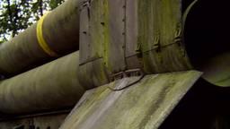 Enorme raket bezorgd in Landhorst voor het Koude Oorlog Herinneringspark