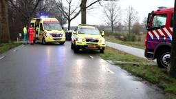 Ongeluk op Zeelandsedijk in Volkel
