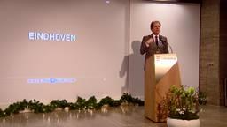 Burgemeester Van Gijzel uit felle kritiek in laatste nieuwjaarstoespraak