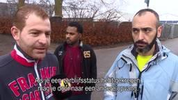 Boze asielzoeker klimt in metershoge zendmast Autotron Rosmalen om overplaatsing af te dwingen