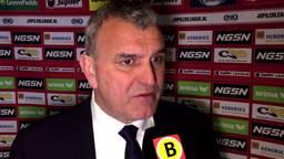 Boze Wiljan Vloet miste de motivatie bij de FC Den Bosch-spelers