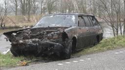 Politie haalt auto uit Markkanaal in Breda tijdens zoekactie naar vermiste Jelle Leemans
