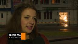 Door brand verwoeste bowlingbaan in Tilburg wordt meteen gesloopt