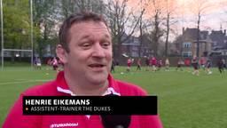 The Dukes strijdt met Hilversum om landskampioenschap
