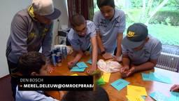 Talentgericht jongerenwerk werkt tegen jeugdcriminaliteit in Den Bosch