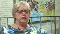 Jetty Eugster, burgemeester van Schijndel, over haar strijd tegen kanker.