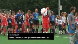 Brabantse hockeysters proberen zich in kijker te spelen bij bondscoach voor Rio