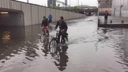 Alweer wateroverlast in Eindhoven