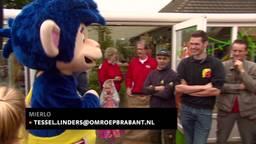 Chimpansees Dierenrijk Nuenen ingeschreven in gemeente Mierlo