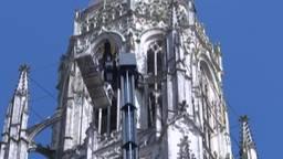 Toren van Grote Kerk in Breda krijgt flinke opknaptbeurt