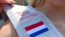 Nadine van Soest is de kersverse Mrs Netherlands Universe