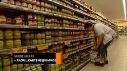 Ook ZLTO vreest voor groententekort door extreem slecht weer