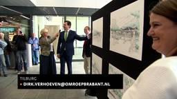 Licht gloort aan het einde van de tunnel: noordelijke entree station Tilburg geopend