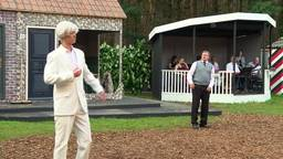 Het verhaal van kruidendokter Willem van de Moosdijk vertolkt in Knegsel