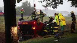 Tilburger overleden bij ongeluk A58