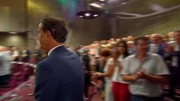 Burgemeester Rob van Gijzel neemt afscheid van de Eindhovense gemeenteraad