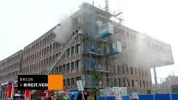 Top 5 van problemen bij de bouw van het nieuwe NS-station in Breda