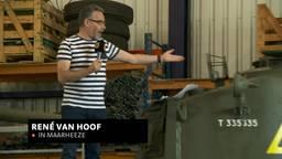 Een tank kopen? Het kan in Maarheeze