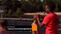 Eritreese vluchteling Rtie is badmeester in Oisterwijk