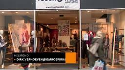 Lange mensen kunnen eindelijk ook in Brabant passende kleren kopen.