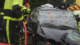 Vier gewonden bij botsing in Breda