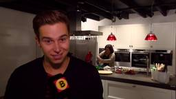 Francis uit Heel Holland Bakt maakt kersttaart voor een bijzonder persoon