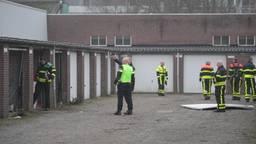 Drugsafval gevonden in kelderbox aan Broekhovenseweg in Tilburg