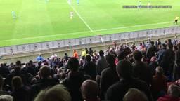Cel- en taakstraffen voor Willem II supporters
