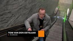 Trein rijdt... uit protest tegen uitstel directe treinverbinding tussen Breda en Antwerpen