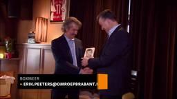 Jos Roemer schreef een boek over zijn 'kleine broer' Emile