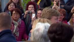 Koningsspelen beginnen in Veghel met de koning en koningin.