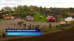 Brian Bogers doet zondag mee aan de Grand Prix in Valkenswaard.