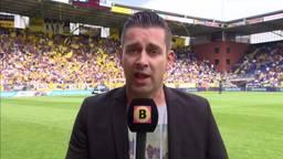 Ronald Sträter over NAC Breda - FC Volendam