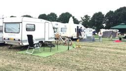 'Hul Caastere Kampeert' dit weekend bij het dorp om elkaar beter te leren kennen