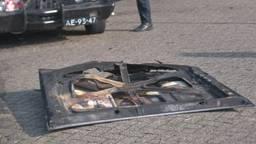 Autobranden in Geldrop