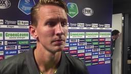 Luuk de Jong na Heerenveen-PSV