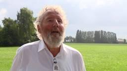 Anton van der Sangen lag in oorlogstijd een jaar in het ziekenhuis als kind